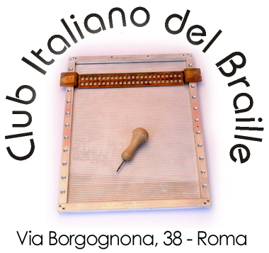 Logo Club Italiano Braille